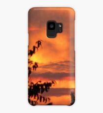 Milwaukee Sunset Case/Skin for Samsung Galaxy