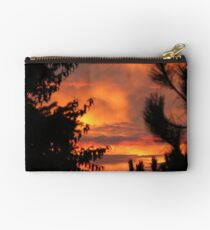 Milwaukee Sunset Studio Pouch