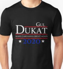 Gul Dukat for President T-Shirt