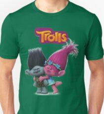 trolls poppy and branch Unisex T-Shirt