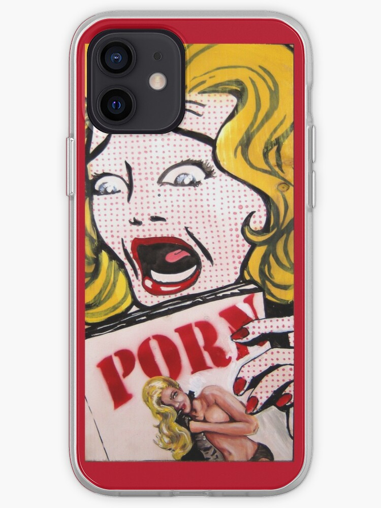 OH NO PORNO   Coque iPhone
