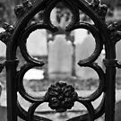 Headstone Gate by Nate Forman