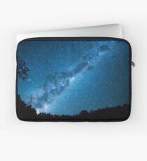 Maroon Dam Milky Way Laptop Sleeve
