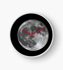 Supermoon Clock
