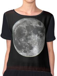Supermoon Women's Chiffon Top