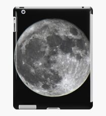 Supermoon iPad Case/Skin