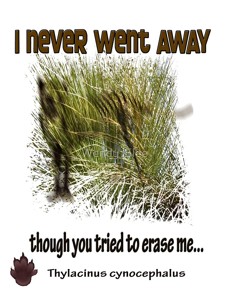 I Never Went Away by Wendy  Slee