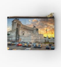 Sunset At Victory Monument Studio Pouch