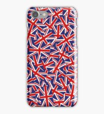 Union Jack Inspired Pattern iPhone Case/Skin