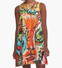 Loco! A-Line Dress