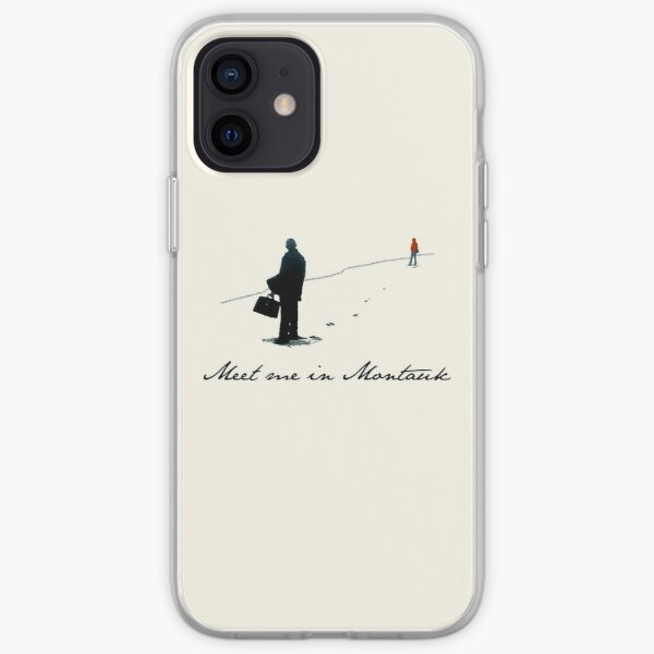 Meet Me in Montauk... iPhone Soft Case
