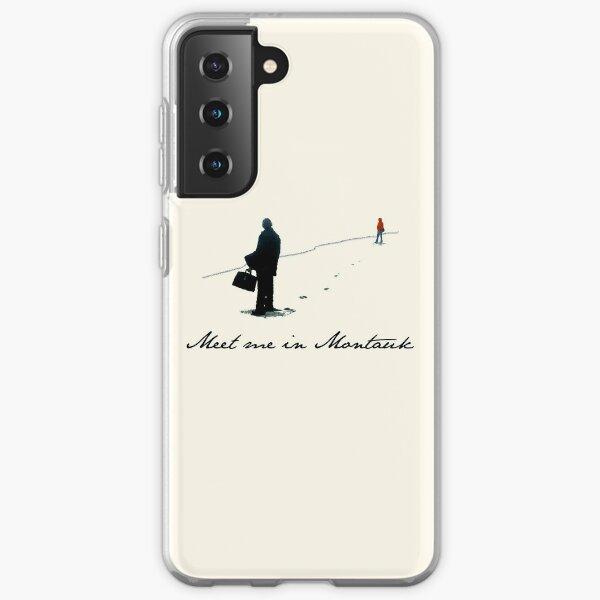 Meet Me in Montauk... Samsung Galaxy Soft Case