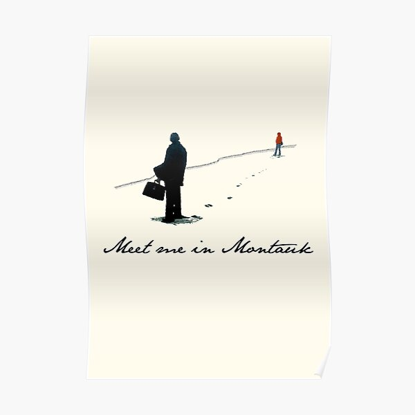 Meet Me in Montauk... Poster