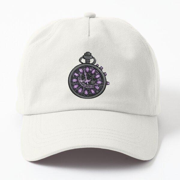 Futuristic Pocketwatch Dad Hat
