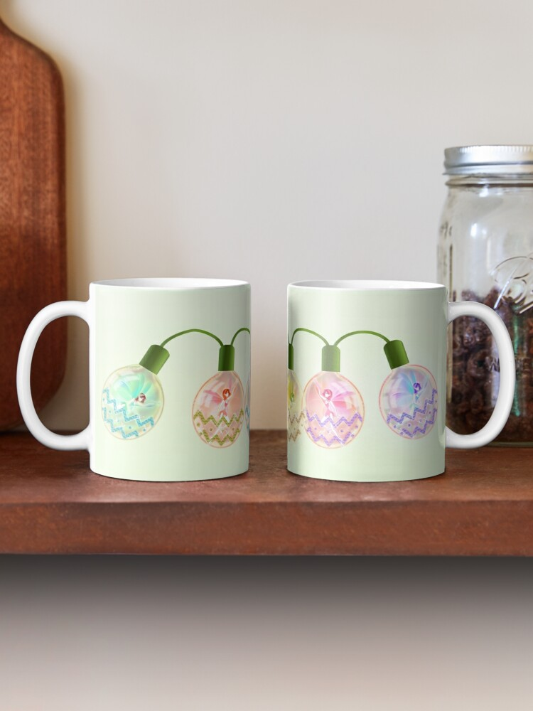Alternate view of The Fairy Lights - small string Mug