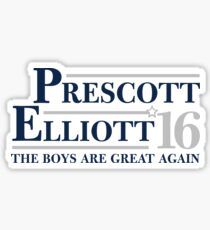 Prescott Elliott Sticker