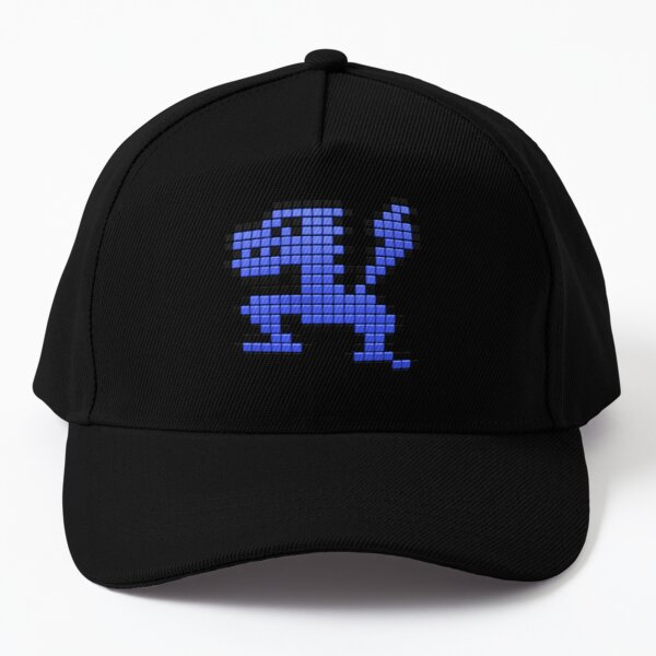 C64 Wizard of Wor 3 Baseball Cap