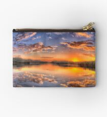 Painted Sky #2 - Narrabeen Lakes, Narrabeen - The HDR Experience Studio Pouch