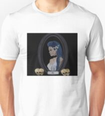portrait of frankensteins bride Unisex T-Shirt