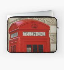 London Telephone Laptop Sleeve