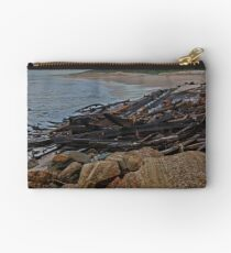 Claimed by the Sea Studio Pouch
