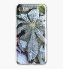 Winters First Outing iPhone Case/Skin