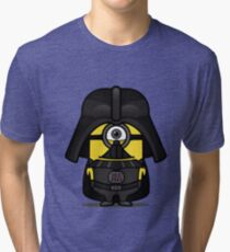 Mini IN Vader Tri-blend T-Shirt