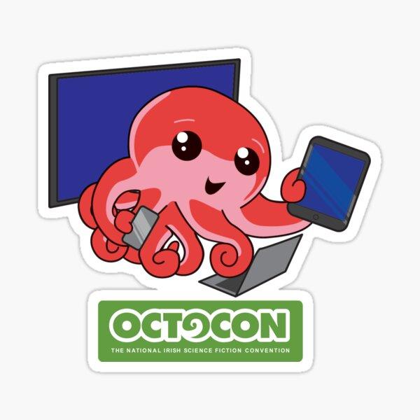 Virtual Octo Sticker