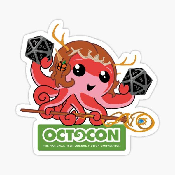 Dice Wiz Octo Sticker