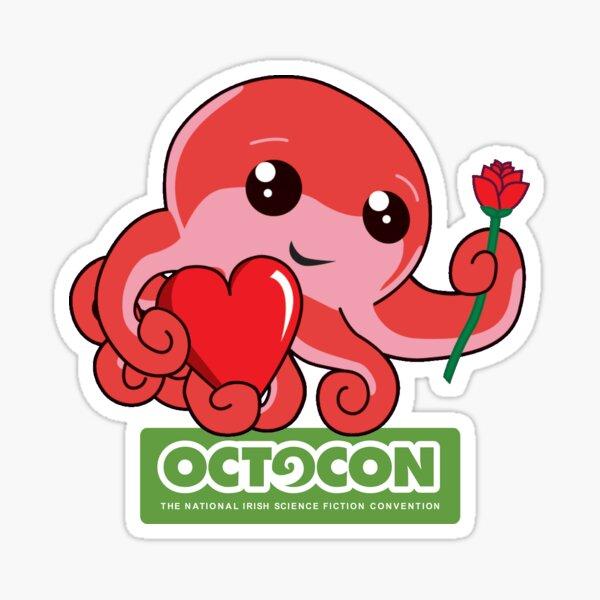 Valentine Octo Sticker