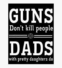 guns deads Photographic Print