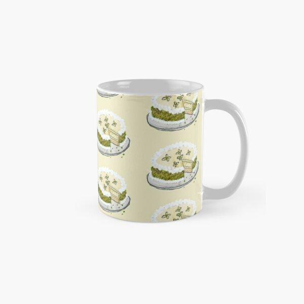 Pistachio Cake Classic Mug