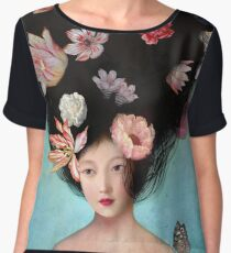 The Botanist's Daughter Chiffon Top
