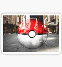 Pokemon when you're on the GO  Sticker