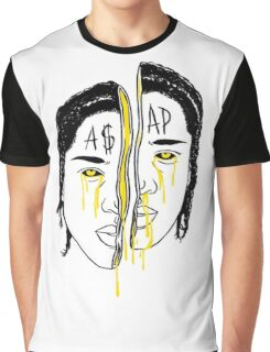 Asap Art Graphic T-Shirt