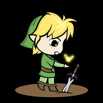 The Legend of Link by Brantford