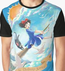 Kiki's World Graphic T-Shirt