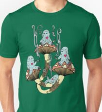 Four Little Monsters Unisex T-Shirt