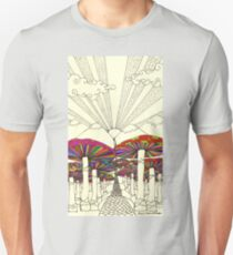 At The End Of The Road Unisex T-Shirt