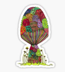 Dream Mushroom Sticker