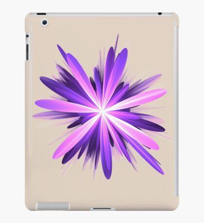 Flower blast #fractal art iPad Case/Skin