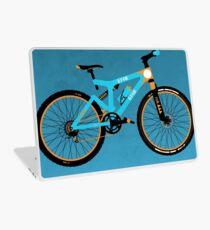 Mountain Bike Laptop Skin