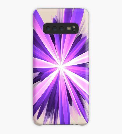Flower blast #fractal art Case/Skin for Samsung Galaxy