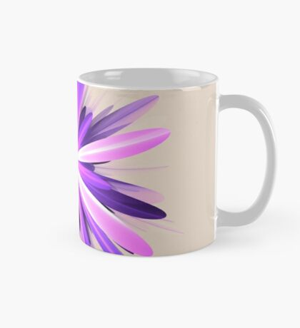 Flower blast #fractal art Mug