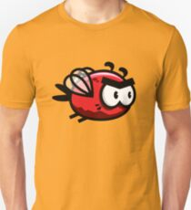 Angry Fly - Mouche fachée Unisex T-Shirt