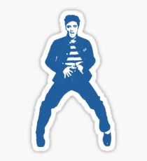 Elvis Sticker