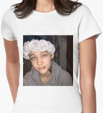 justpunk blake Women's Fitted T-Shirt