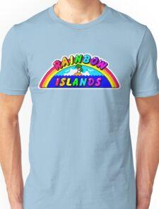 Rainbow Islands Title Unisex T-Shirt