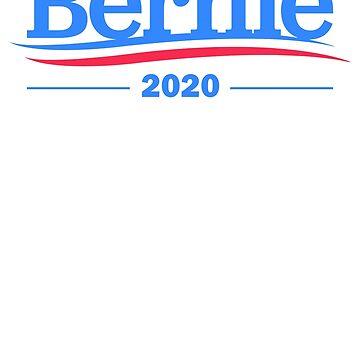 Bernie Sanders : 2020 Election - Believe by zaktravel99