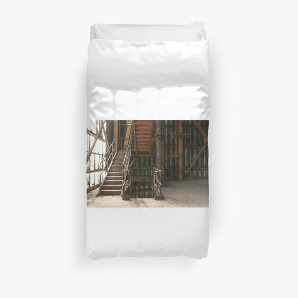 Coke en Stock Duvet Cover